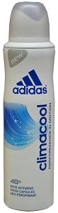 Adidas AntiPerspirant Deodorant Spray Climacool 150 ml