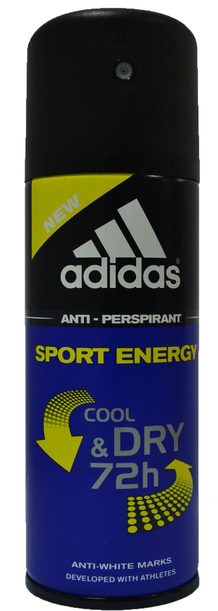 Adidas AntiPerspirant Deodorant Spray Energy 150 ml