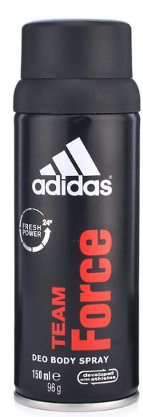 Adidas AntiPerspirant Deodorant Spray Team Force 150 ml