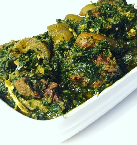 Afang Soup Bundle (Pre-prepped Ingredients For 10 -12 People)