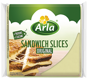 Arla Burger Cheese Slices Original 200g