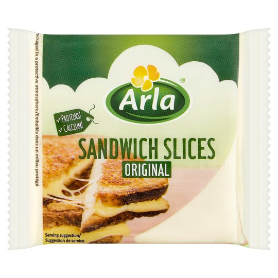 Arla Sandwich Slices Original 200 g