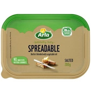 Arla Spreadable Salted Butter 200 g