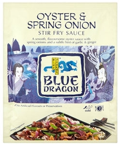 Blue Dragon Oyster & Spring Onion Stir Fry Sauce 120 g