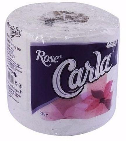 Boulos Rose Carla Toilet Tissue 2 Ply 6 Rolls