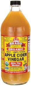 Bragg Organic Apple Cider Vinegar Raw Unfiltered 946 ml