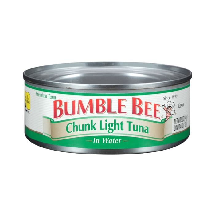 Bumble Bee Chunk Light Tuna in Water 113 g
