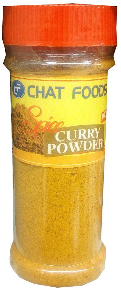 Chat Foods Spice Curry Powder 100 g