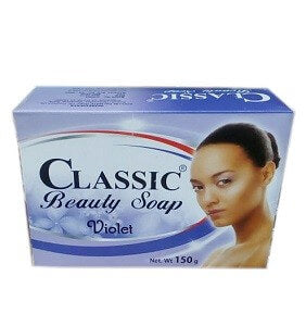 Classic Beauty Soap Violet 150 g