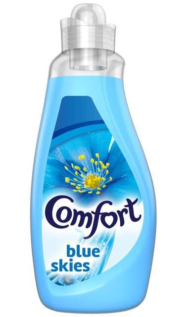 Comfort Fabric Conditioner Blue Skies 1.26 L