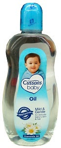 Cussons Baby Oil Mild & Gentle 400 ml