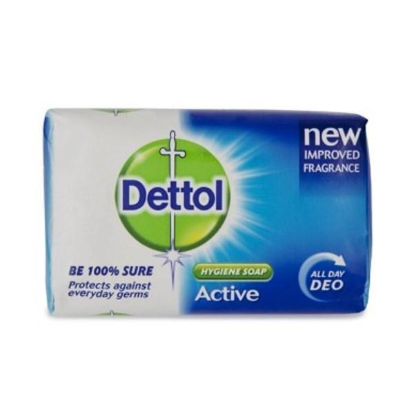 Dettol AntiBacterial Soap Active 110 g