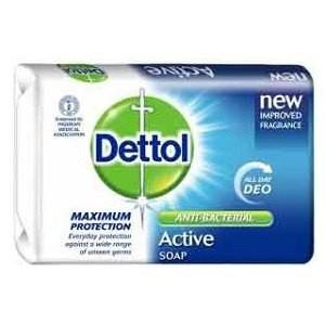 Dettol AntiBacterial Soap Active 60 g