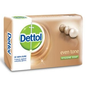 Dettol AntiBacterial Soap Even Tone 110 g