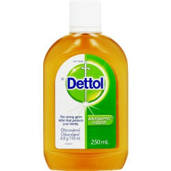 Dettol Antiseptic Disinfectant 250 ml