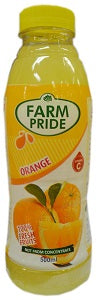 Farm Pride Orange Juice 100 cl