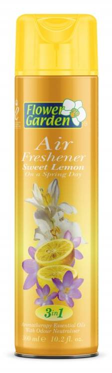 Flower Garden Air Freshener Assorted 300 ml