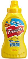 French's Classic Yellow Mustard 226 g