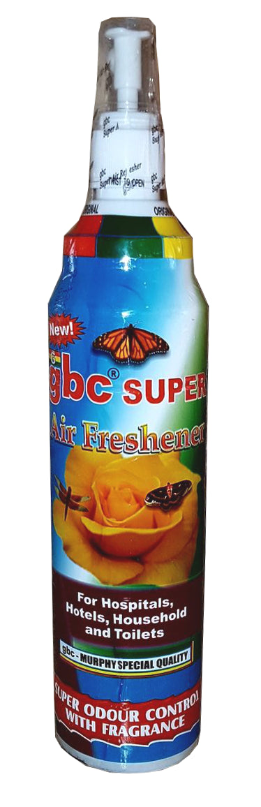 GBC Super Air Freshener 250 ml