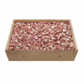 Carton of Frozen Turkey Gizzard