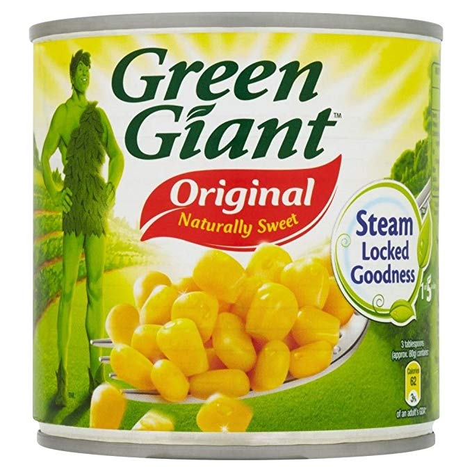 Green Giant Niblets Sweetcorn 340 g