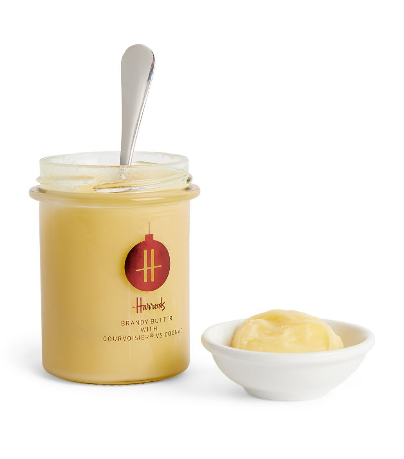 HARRODS  Brandy Butter (220g)