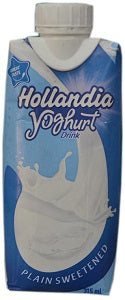 Hollandia Yoghurt Drink Plain Sweetened 31.5 cl