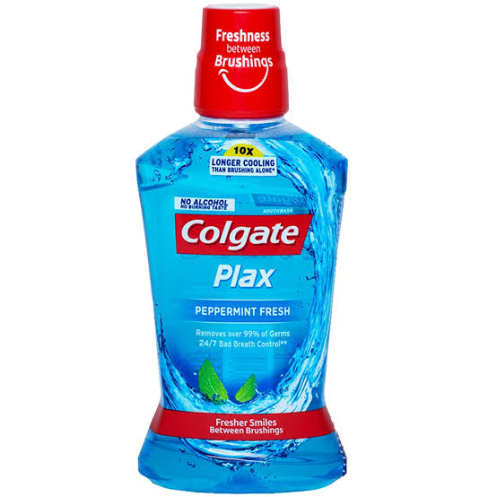 Colgate mouth wash plax 500ml
