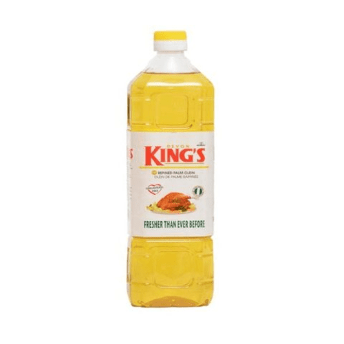 Kings Vegetable Oil (1 Ltr)