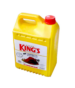 King's Vegetable Oil 5 L