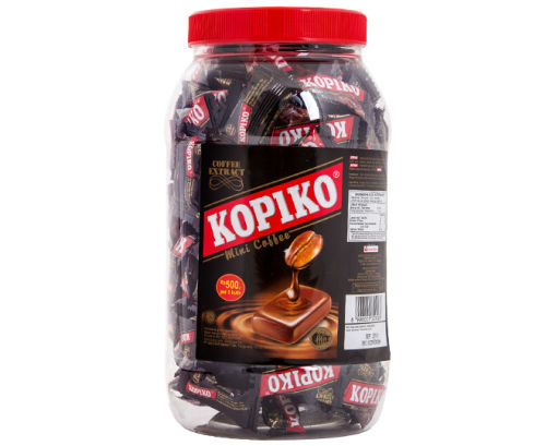Kopiko Coffee Candy Jar 600 g