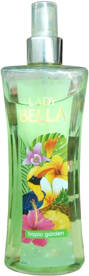Lady Bella Body Mist Tropic Garden 250 ml