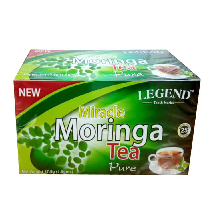 Legend Miracle Moringa Tea 50 g x25