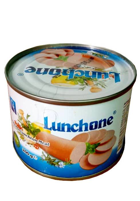 Lunch One Chicken Luncheon Meat 200 g