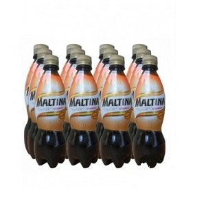 Maltina Classic Malt Drink Pet Bottle 33 cl x12