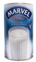 Marvel Dried Skimmed Milk 340 g