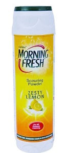 Morning Fresh Scouring Powder Zesty Lemon 450 g