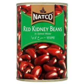 Natco Boiled Red Kidney Beans 397 g