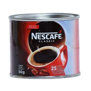 Nescafe Classic Coffee Tin 50 g