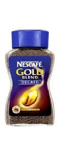 Nescafe Gold Blend Coffee Decaff 100 g