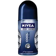 Nivea AntiPerspirant Deodorant Roll On For Men Cool Kick 50 ml