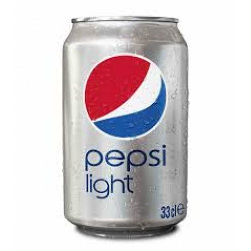 Pepsi Light Can 33 cl