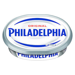 Philadelphia Plain Cheese 200 g