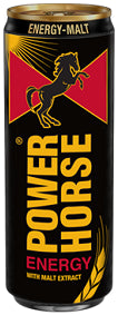 Power Horse Energy Drink With Malt Extract 355 ml