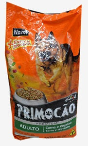 Primacao Dog Food Meat & Vegetable Adult 20 kg