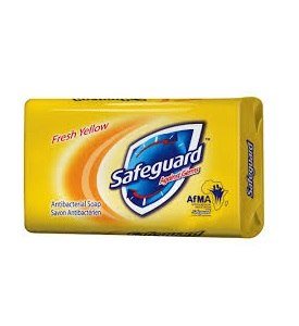 Safeguard AntiBacterial Soap Lemon Fresh 70 g