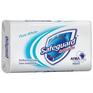 Safeguard AntiBacterial Soap Pure White 175 g