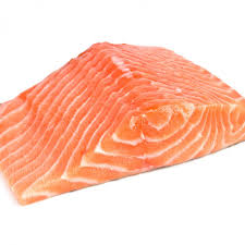 Frozen salmon (600g)
