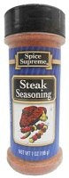 Spice Supreme Steak Seasoning 198 g