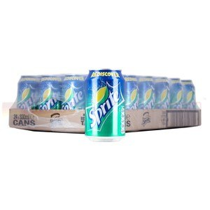 Sprite Can 33 cl x24